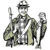Grand concours de pêche à la truite des chasseurs de MORNANT